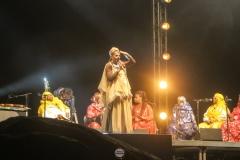 سعاد عسلة ولمة بشار النسوية, تمنراست, الجزائر