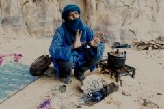 دحمان عريف السياحة ودليلها, تمنراست, الجزائر