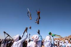 رقصة البارود, تمقطن, أدرار, الجزائر