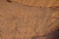 أناس تركوا الأثر ( سمات ونقوش الطاسيلي ), تمنراست, الجزائر