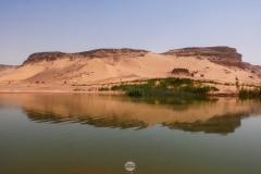 بحيرة إيغزر, أولاد سعيد, تيميمون, الجزائر