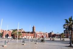 ساحة الشهداء, أدرار, الجزائر