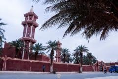 الجامع الكبير بتيميمون ( جامع شيخ خليل ), تيميمون, الجزائر